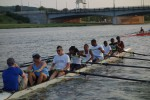 Sculling in Anacostia