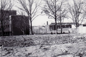 Cleared Site 1960