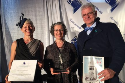 CHRS received DCPL's 45th Anniversary Award