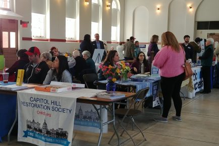 Attendees at the 2018 House Expo