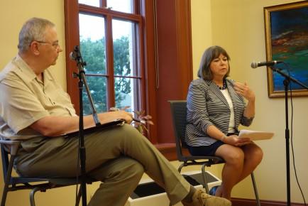 Gary Peterson interviews Ellen McCarthy, Director OP