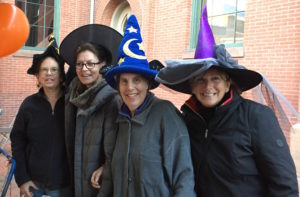Beth Purcell, Undine Nash, Elizabeth Nelson, Michelle Carroll