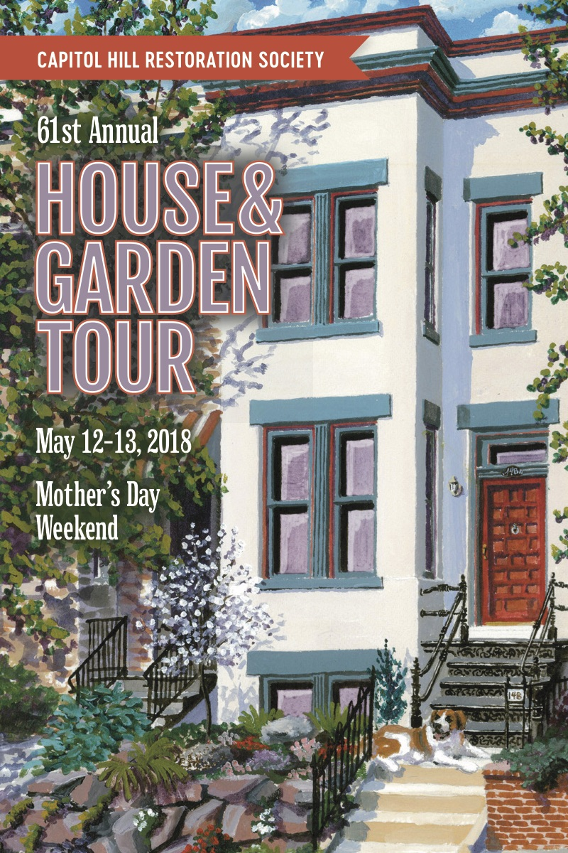 Elegant The CHRS 61st Annual House U0026 Garden Tour Will Take Place Mothers Day  Weekend, May 12 U0026 13, 2018. Saturday, 4 7 P.m.; Sunday, 1 5 P.m. Tour  Proceeds Fund ...